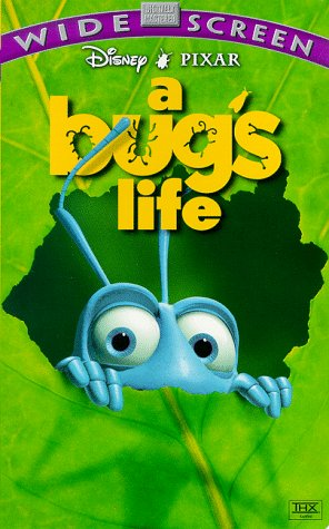 A Bug's Life (Widescreen Edition) [VHS]