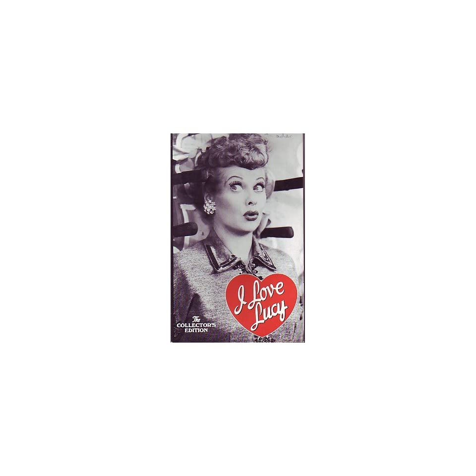 I Love Lucy The Collectors Edition In Europe