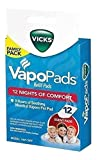 Heating Cooling Air Quality Best Deals - Vicks Vapo Pad Family Pack, 12 Count