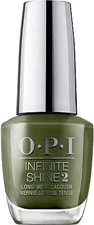 OPI Infinite Shine, Green Shades