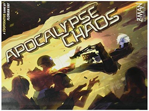 Apocalypse Chaos Game