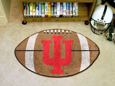 Fanmat 1812 Indiana University Football Rug
