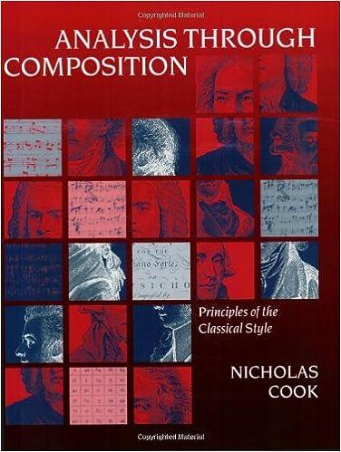 ANALYSIS THROUGH COMPOSITION EPUB