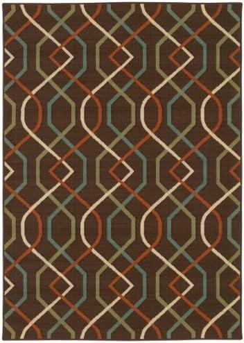Oriental Weavers Montego 6 7 x 9 6 Machine Woven Rug