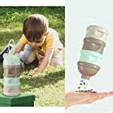 Holly Store Colorful Milk Powder Dispenser Portable