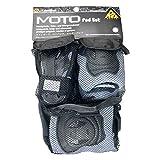 K2 Moto 2012 3-Piece Pad Set, Large