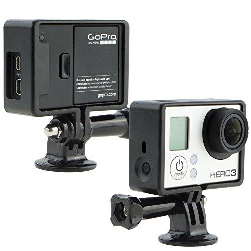 CamKix Frame Mount for GoPro Hero 4, 3+, and 3: Amazon.co.uk: Camera ...