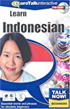 Talk Now! Learn Indonesian, Eurotalk Staff, 1843520397