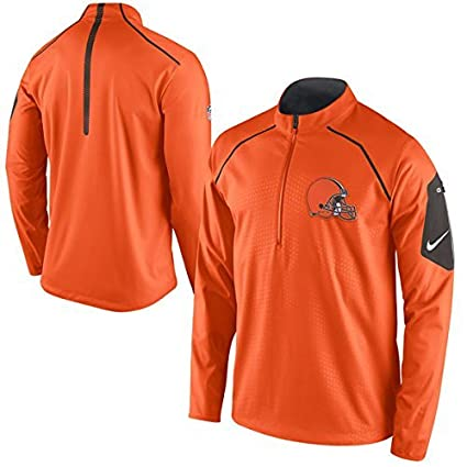 quality design dbe0b 23cdc Amazon.com : Nike Men's Cleveland Browns Onfield Alpha Fly ...
