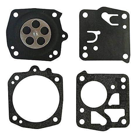 Kit de reparación de carburador, juntas y membranas, para ...