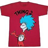 Dr. Seuss Thing 2 T-Shirt-XX-Large