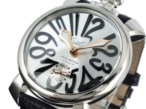 ガガミラノ MANUALE 手巻き 腕時計 5010-7 [並行輸入品] B0766QGQ2K