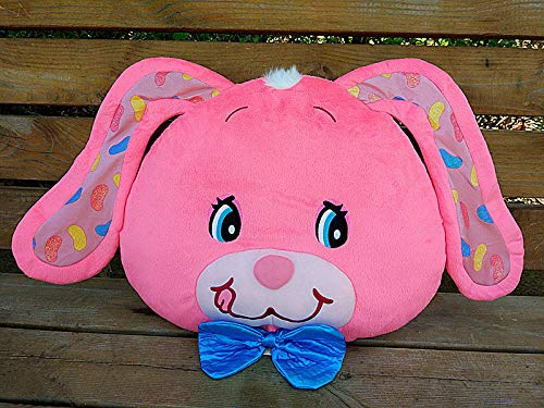 FidgetGear Jumpin Jellybean Bunny Cherry Bear Rabbit Plush Cushion Pillow Jellybean Bunny from FidgetGear