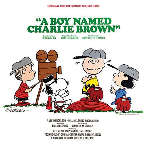 A Boy Named Charlie Brown (Original Motion Picture Soundtrack) (Strike Rods)