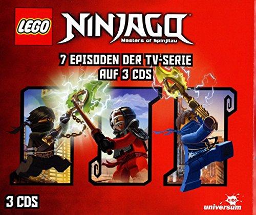 Price comparison product image LEGO® Ninjago Hörspielbox 4