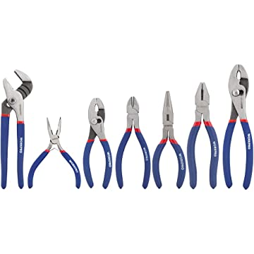 top selling WORKPRO 7-piece Pliers Set