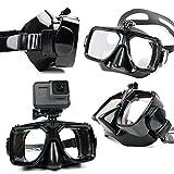 Best Excelvan Video Cameras - DURAGADGET - Masque de plongée sous-marine avec support Review