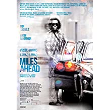 Miles Ahead Movie Poster 27 x 40 Style A Unframed