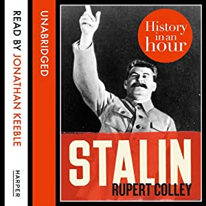 Stalin: History in an Hour Hörbuch