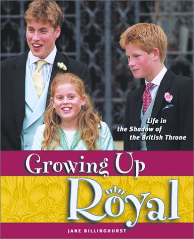 Download Growing Up Royal: Life in the Shadow of the British Throne pdf