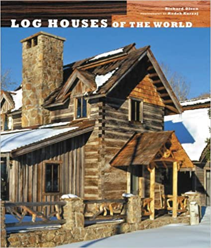 Book Log Houses of the World