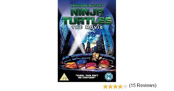 Teenage Mutant Ninja Turtles - The Original Movie DVD by ...