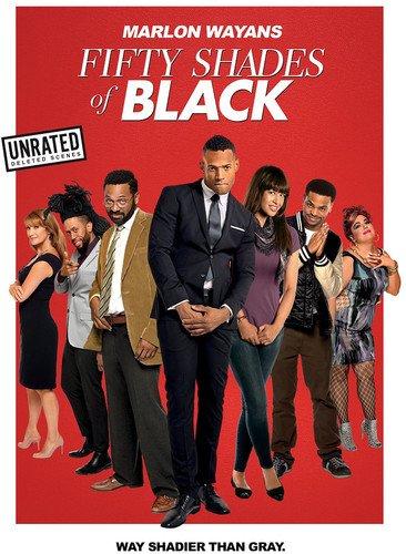 Fifty Shades of Black (50 Shades Of Grey Dvd Movie)