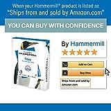 Hammermill Printer Paper, 20 Lb Copy Paper, 8.5 x