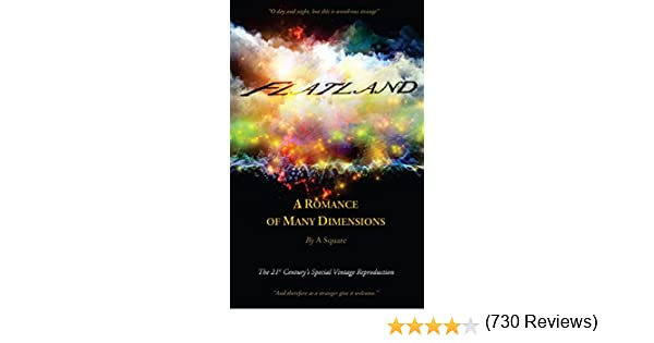 flatland a romance of many dimensions ebook