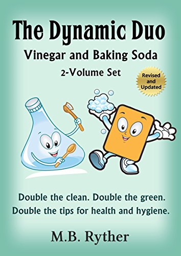 (The Dynamic Duo: Vinegar and Baking Soda Two-Volume Set)