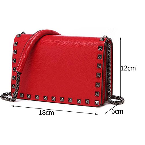 Lady Blue Style Handbag Small Bag Shopping Daily Crossbody Bag Casual Luxury Shoulder P6wqxf1dq