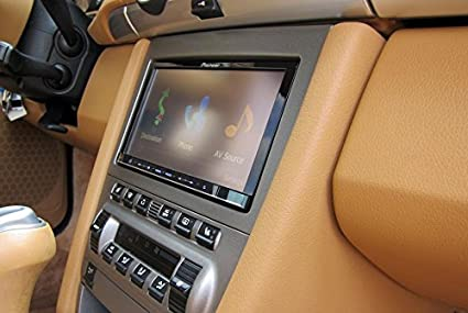 Awesome Amazon Com 2005 2008 Porsche 987 Boxster Custom 2 Din Installation Wiring Database Pengheclesi4X4Andersnl