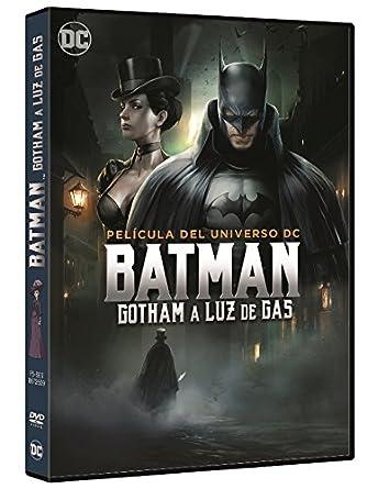 Batman: Gotham By Gaslight [DVD]: Amazon.es: Batman, Sam Liu ...