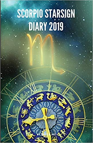 Buy Scorpio Starsign Diary 2019: Scorpio Zodiac October 23rd to