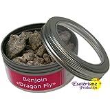 """Boîte d'Encens Premium en Morceaux - Benjoin \Dragon Fly\"""""""""""