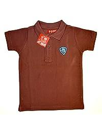 Just Juniors Boys Polos: Blue Logo
