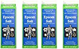Cleanse Diet How Much Weight Loss - White Mountain Epsom Salt 2 Lb Containers (Pack of 4)