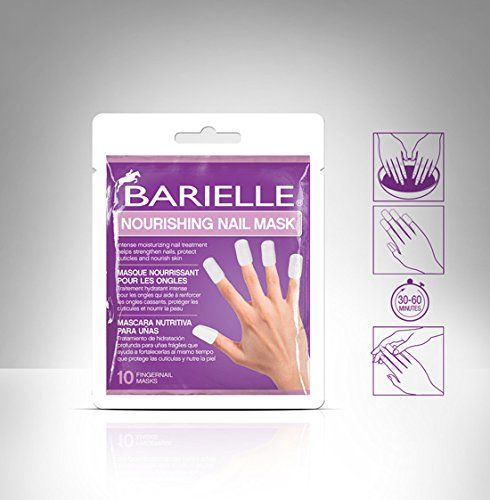 Barielle Nourishing Nail Mask 10-Count (Pack of 4)