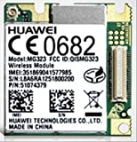 Huawei MG323 GSM/GPRS class 10 (2G) (85kbps DL speeds) USB 2.0, UART M2M b2b Module T-Mobile