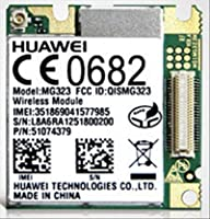 Huawei MG323 GSM / GPRS class 10 (2G) (85kbps DL speeds) USB 2.0, UART M2M b2b Module T-Mobile