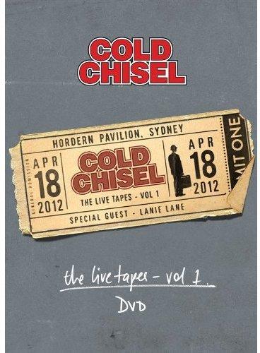 Vinilo : Cold chisel - Live Tapes: Hordern Pavilion April 18 2012 1 (Australia - Import, Pal Region 4)