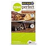 ZonePerfect Nutrition Bars, Chocolate Peanut Butter & Double Dark Chocolate (24 ct.) (pack of 6)