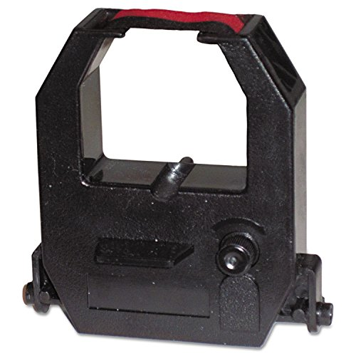 Acroprint Red Ribbon - Acroprint 390135000 Ribbon, Red/Black (390135000)