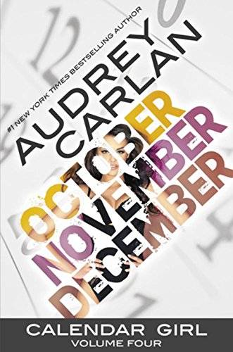 - Calendar Girl: Volume Four