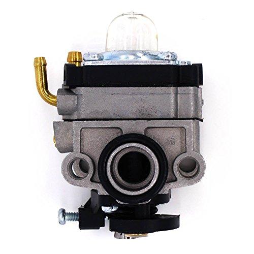 NIMTEK New Carburetor fit for Little Wonder Mantis Tiller Honda 4 Cycle Engine Fg100 GX22 GX31 4 Stroke Engine Trimmer Cutter # 16100-ZM5-803