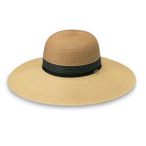 Wallaroo Hat Company Women s St. Tropez Sun Hat – UPF 50+ eb573922df37