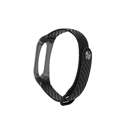 Amazon com: Soft TPE Wrist Strap Bracelet for Xiaomi Mi Band 2