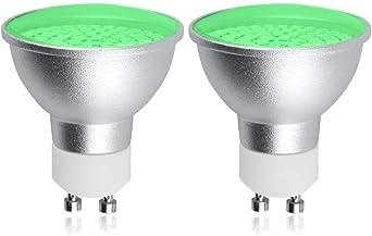 4x 50W GU10 Coloured Dimmable Halogen Reflector Spot Light Bulbs Lamps Downlight