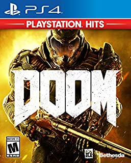Doom - PlayStation 4 [video game] (B00M3D8IYM) | Amazon price tracker / tracking, Amazon price history charts, Amazon price watches, Amazon price drop alerts