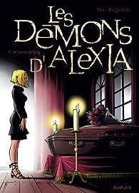 Les Démons d'Alexia, Tome 6 : Les larmes de sang par Benoît Ers